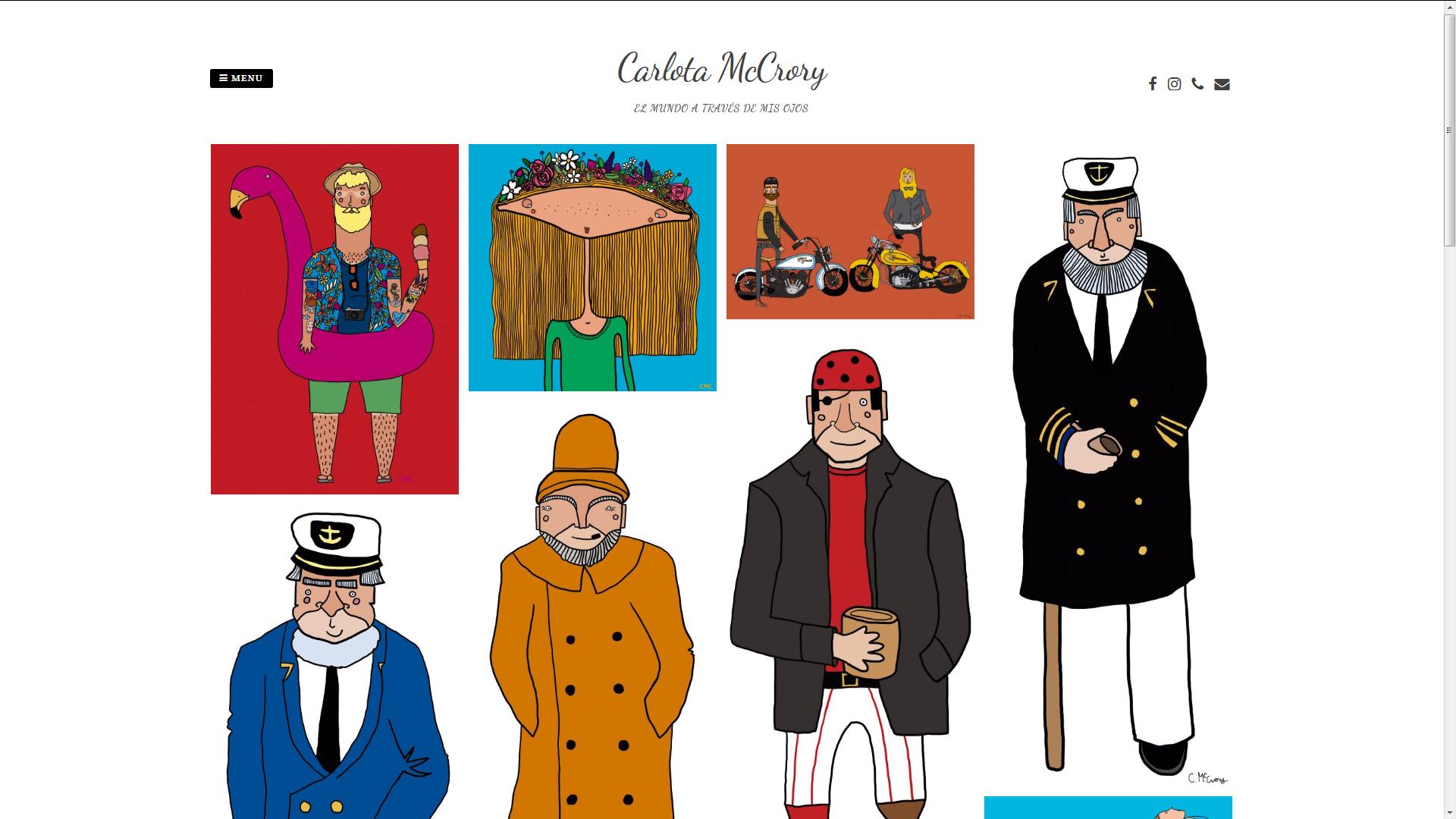 carlota mcCrory
